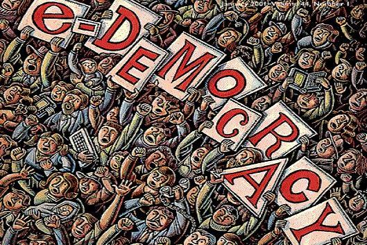 La rete e la democrazia