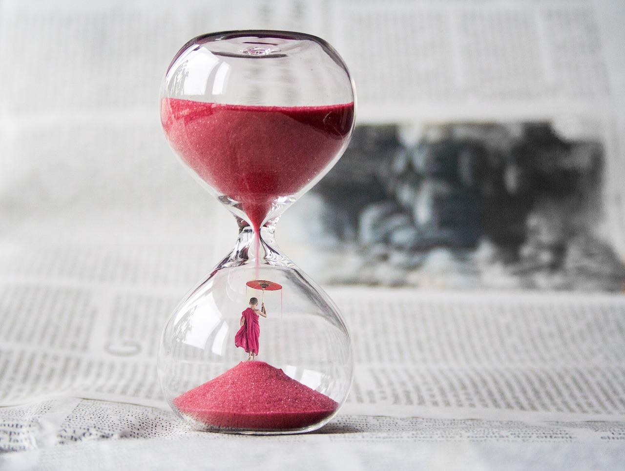 Il mio metodo per la gestione del tempo