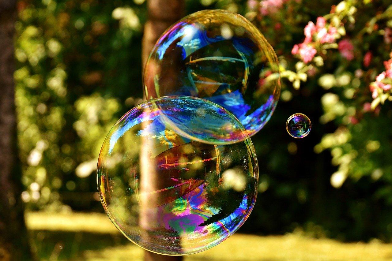 Viviamo in una bolla